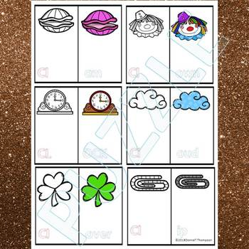 "Phonics ""L Blends"" (Puzzle Cards)"