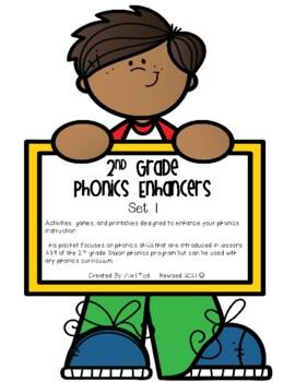 Phonics Lesson Enhancers