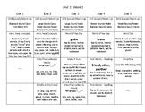 Phonics Lesson Plan Grade 1 Unit 11