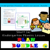 Phonics Lesson Plan Vowel /a/