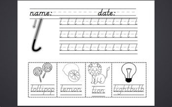 Phonics Lesson Plans and Work for d, g, o, u, l, f
