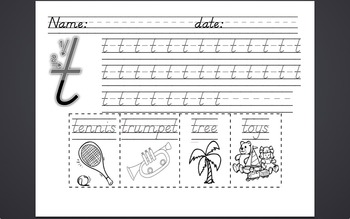 Phonics Lesson Plans and Work for s, a, t, i, p, n