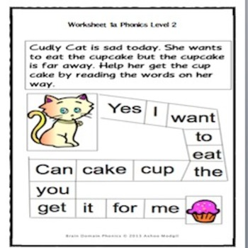 Phonics Printables and Activities