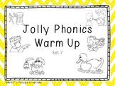Phonics Lesson Set 7-  AR, ER, OI, OU, QU, UE + review