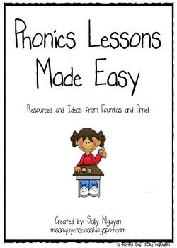 original 339388 1 - Phonics Lesson Plans For Kindergarten