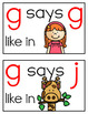 Phonics Lessons for whole group or guided reading (March)