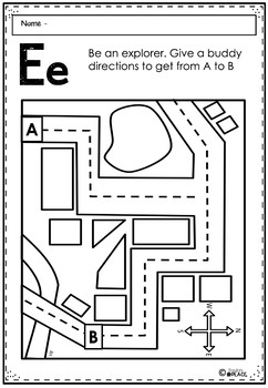 Phonics Let's Look at the Letter and Sounds for Ee