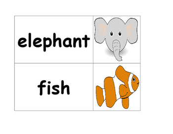 Phonics Letter Cards