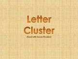 Phonics Letter Clusters (Saxon)