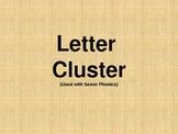 Phonics Letter Clusters- (Saxon Phonics)