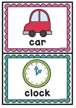 Letter of the Week {Alphabet Learning: Cc}