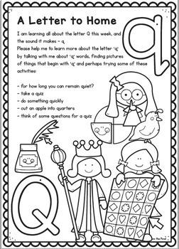 Alphabet Packets {Let's Learn the Alphabet Mini Bundle 3}