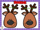 Letter Sounds & Rhyme - Reindeer Sounds & Rhymes