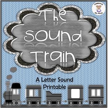 Phonics- Letter Sounds - The Sound Train - Letter T