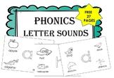 Phonics Letter Sounds (a to z)