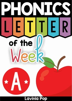 Phonics Letter of the Week A