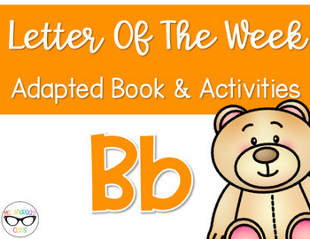 Phonics Letter of the Week - Bb