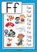 Phonics Alphabet Letter of the Week BUNDLE 2