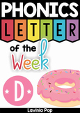 Phonics Letter of the Week D