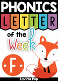 Phonics Letter of the Week F