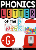 Phonics Letter of the Week G