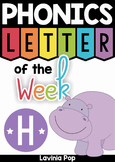 Phonics Letter of the Week H