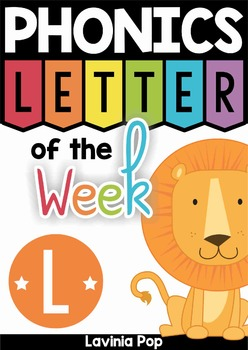 Phonics Letter of the Week L