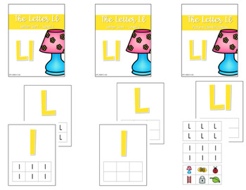 Phonics Letter of the Week - Ll