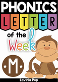 Phonics Letter of the Week M