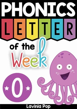 Phonics Letter of the Week O