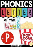 Phonics Letter of the Week P