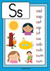 Phonics Letter of the Week S