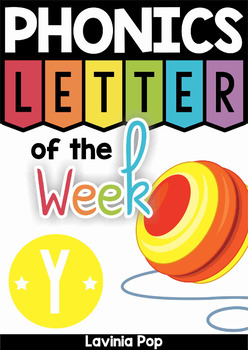 Phonics Letter of the Week Y