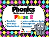 Phonics (Letters & Sounds) Phase 2: Games & Activities