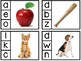 Phonics - Letters and Sounds Clip Cards
