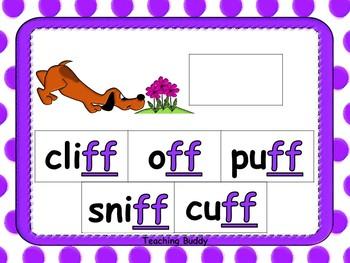 Phonics - Letters and Sounds - h, b, f, ff, l, ll, ss