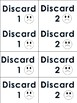 """Phonics Level 2 """"Stack Attack"""" Trick Word Game"""