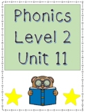 Phonics Level 2 Unit 11: ee, ea, ey, and trick words