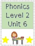 Phonics Level 2 Unit 6: v-e words, trick words