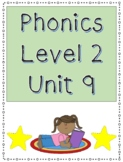 Phonics Level 2 unit 9: r-controlled syllables, trick words