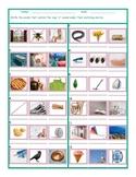 Phonics Long A Vowel Sound Worksheet