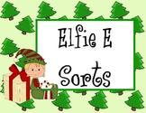 Phonics Long E - Elfie E Sorts
