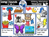 Phonics: Long I Sounds Bundle IE  IGH  Y - Whimsy Workshop Teaching