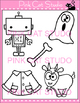 Phonics Long O Vowel Sound Clip Art Set - Personal or Commercial Use