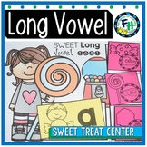 Phonics Long Vowel Center {Sweet Treat}