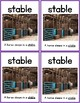 Phonics - Long 'a' Mini-Reading Cards for Group, Independent, or Centre Practice