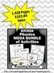 Phonics MEGA BUNDLE of Games Worksheet & Activities 1st 2n