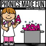 Phonics Made Fun Level A
