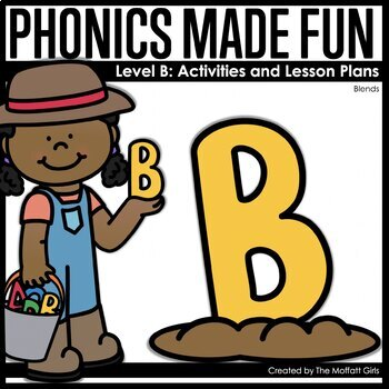 Phonics Made Fun Level B (Blends)