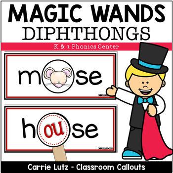 Phonics Practice ~ Diphthongs